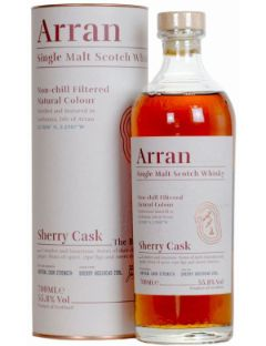 Arran Sherry Cask The Bodega Cask Strength 70cl. 55,8%
