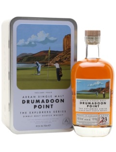 Arran Explorer Series 4 Drumadoon Point 23y 49.5% 70cl