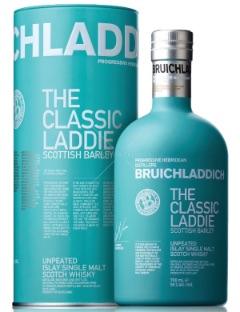 Bruichladdich Scottich Barley Classic laddie 70cl 50%