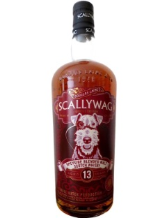 Scallywag 13 years Limited Edition Sherry cask 46% 70cl