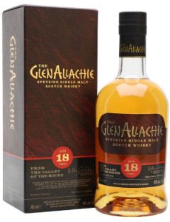 Glenallachie 18 years old  70 cl 46%