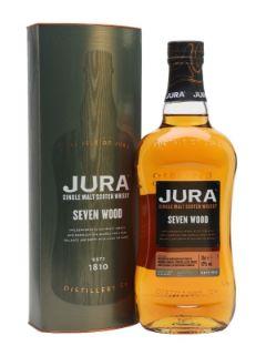 Jura Seven Wood 42% 70cl