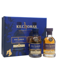 Kilchoman Gift Pack 20cl Machir Bay   20cl Sanaig