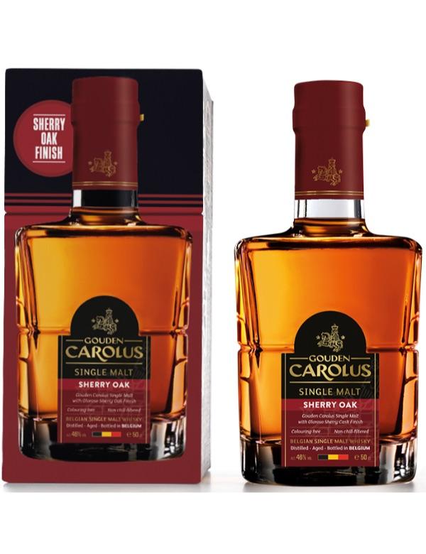Gouden Carolus Sherry Oak 46% 50cl