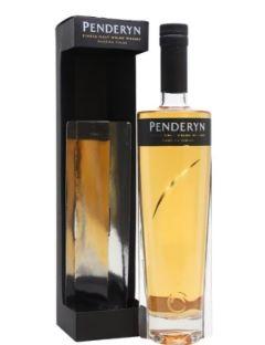 Penderyn Welsh Gold Madeira Finish 46% 70cl