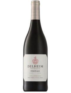 Delheim Pinotage Stellenbosch 2017 75cl.
