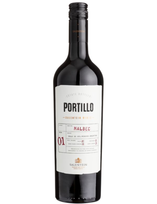 Portillo Salentein Malbec 2018 Mendoza 75cl
