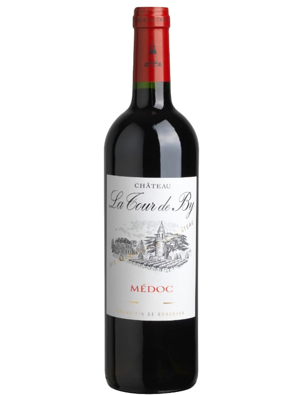Chateau La Tour de By Medoc 2015 75cl