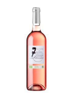 Chateau de Lisennes 7 Hectares Rose 2018 Bio 75cl