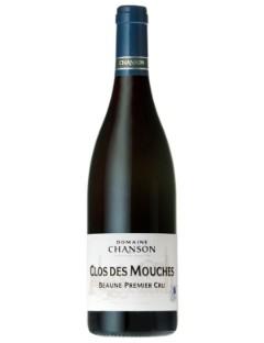Chanson Beaune Clos des Mouches Rood 2018 0,75