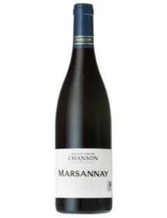 Chanson Marsannay rouge 2017 75cl