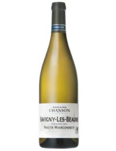 Chanson Savigny les Beaune  Hauts Marconnets  1er Cru 2018 75cl