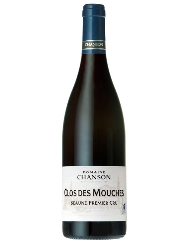 Chanson Beaune Clos des Mouches Rouge 2018 0,75