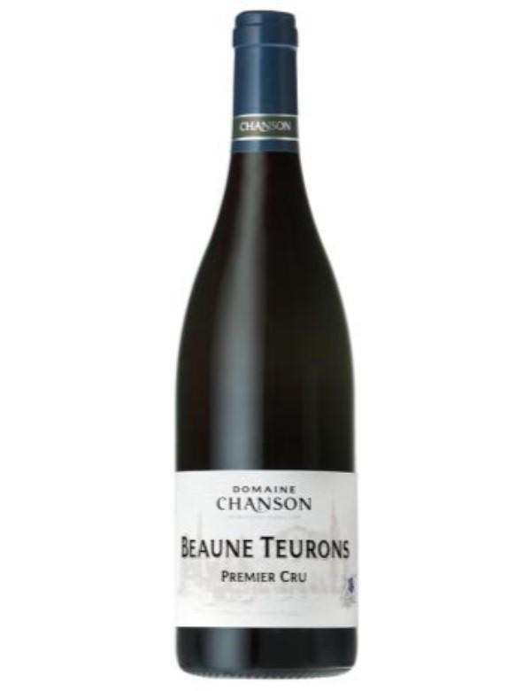 Chanson Beaune 1er Cru Teurons Rouge 2018 75cl