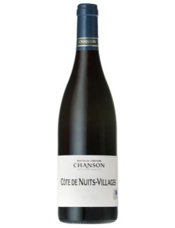 Chanson Cotes de Nuits Villages 2015 75cl