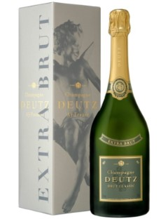 Deutz Extra Brut 75cl in etui