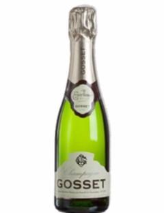 Gosset Brut 1/2 Champagne