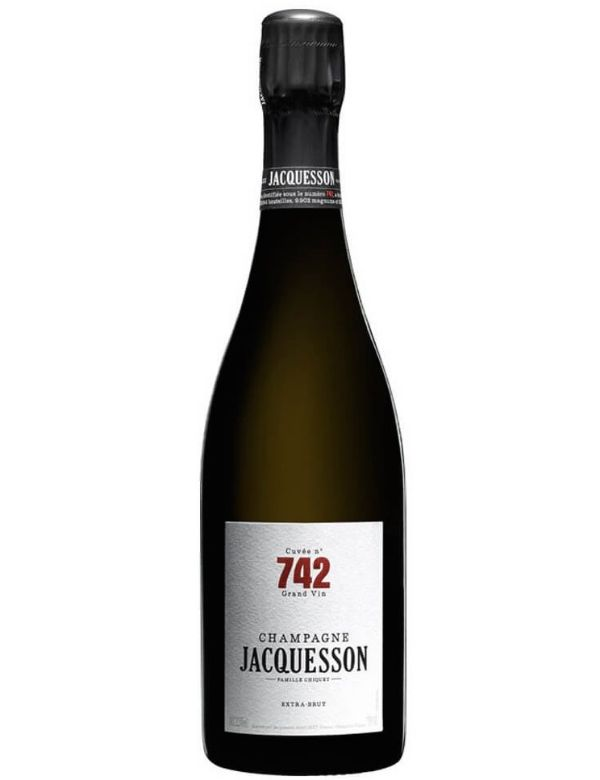 Jacquesson Champagne Cuvee 742 Extra-Brut Magnum 150 cl