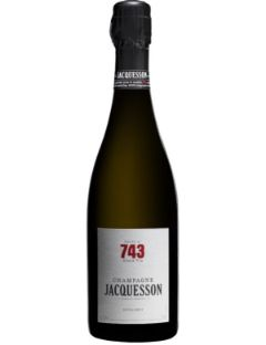 Jacquesson Champagne Cuvee 743 Extra-Brut 75cl