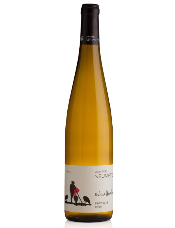 Domaine Neumeyer Pinot Gris le Berger 2016 1/2 bio