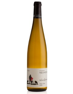 Pinot Gris Neumeyer  le Berger 2016 Bio 75cl