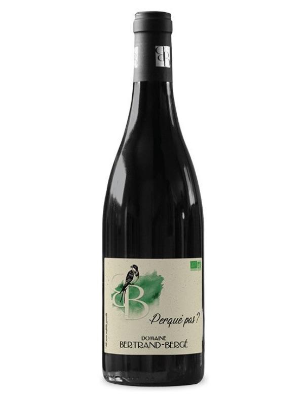 Bertrand Berge Perque Pas Rouge 2020 Vin Nature 75cl