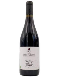 Domaine d Emile et Rose Pierre Figee 2019 bio 0,75