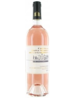 Saint Martin de la Garrigue Bronzinelle Rose 2019 75cl