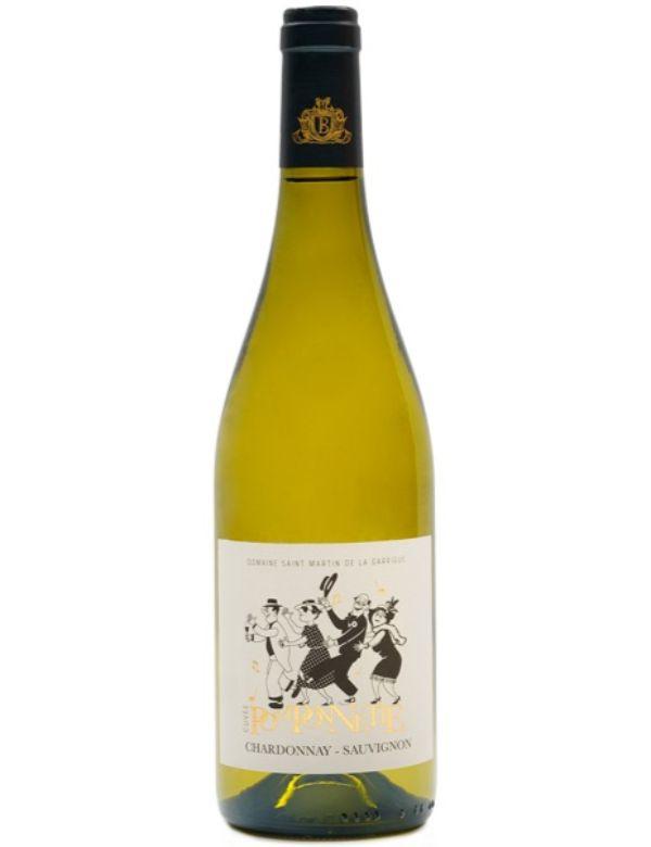 Pomponnette Chardonnay Sauvignon 2019 IGT 75cl