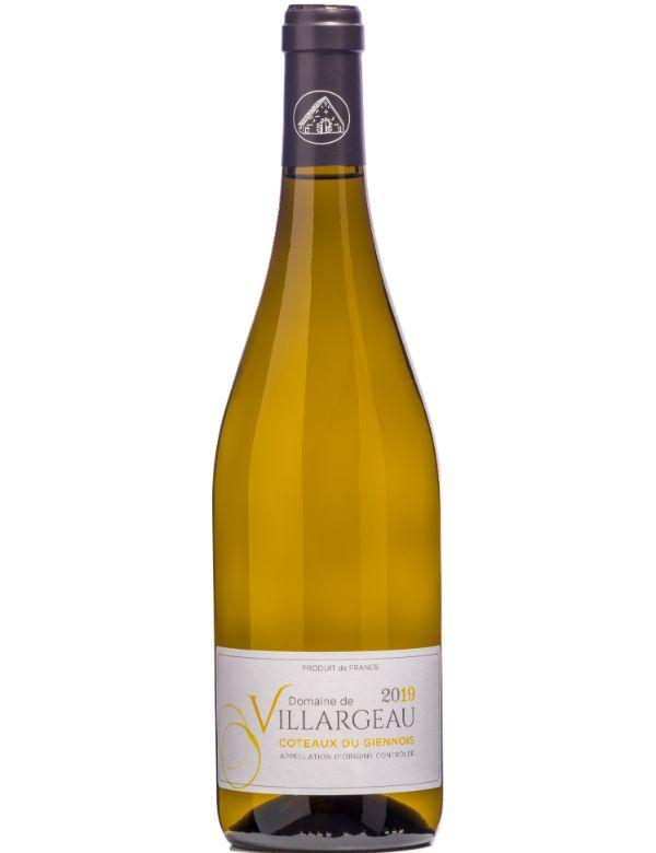 Domaine de Villargeau Coteaux de Giennois blanc 2019 75cl