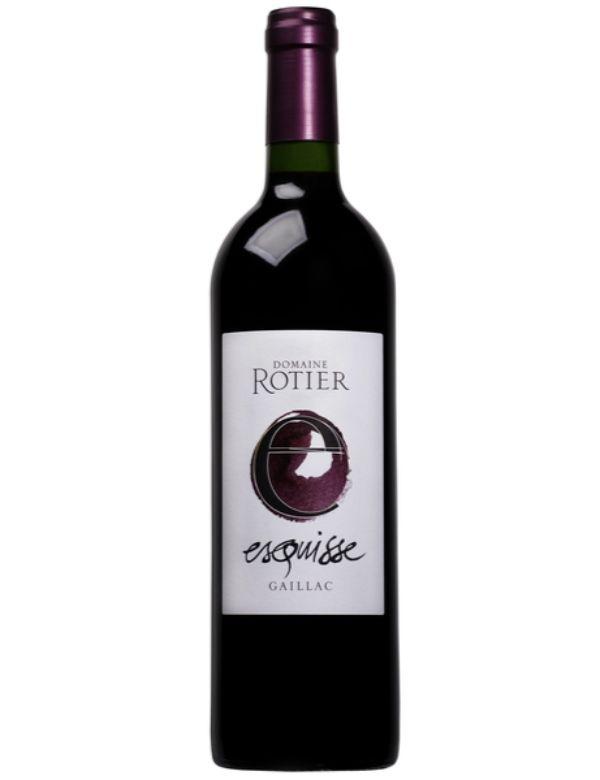 Domaine Rotier Esquisse Gaillac Vin Nature 2019 75cl
