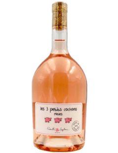 Les 3 Petits Cochons roses 2019 Laplace 75cl