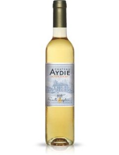 Chateau Aydie Pacherenc Vic Bilh Doux 2017 50cl