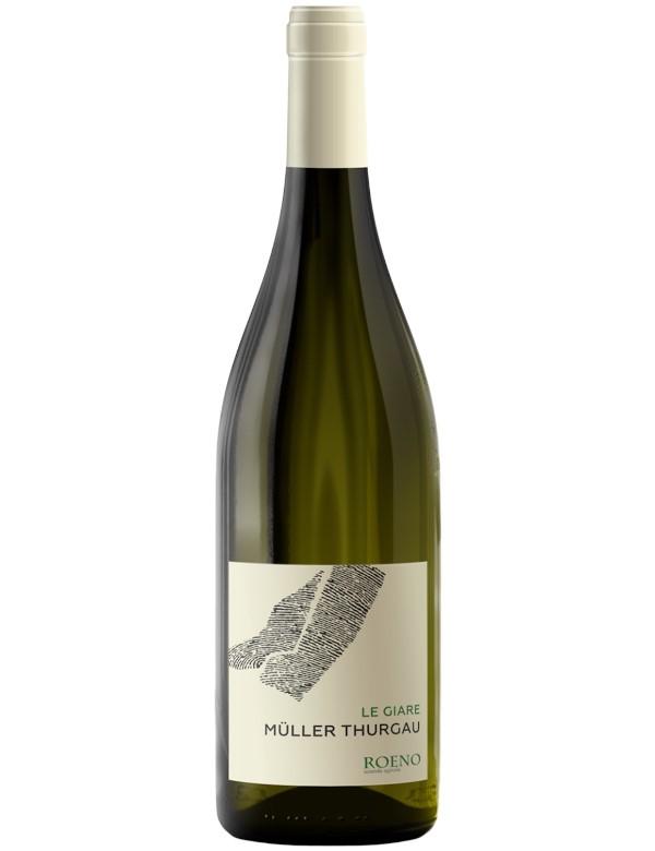 Roeno Muller Thurgau Le Giare 75cl 2017-18