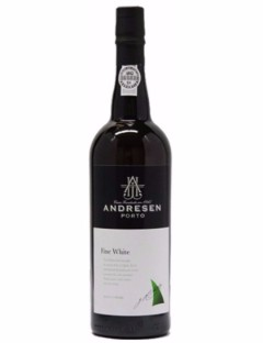 Andresen Port Fine white 70cl