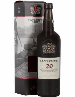 Taylors Fine Tawny 20Y 70cl etui