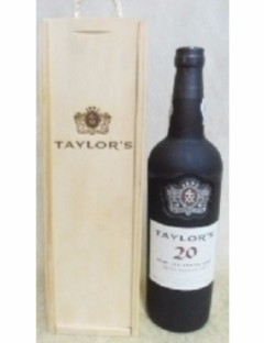 Taylors Fine Tawny 20Y 75cl Kistje