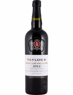 Taylors Late Bottled Vintage Port 2012 75cl
