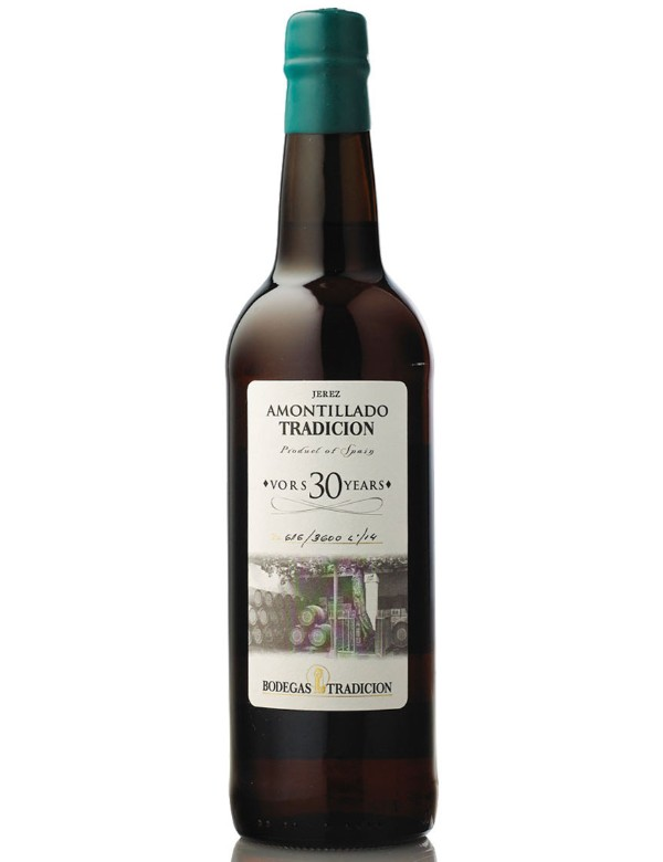 Bodegas Tradicion Amontillado VORS 75cl