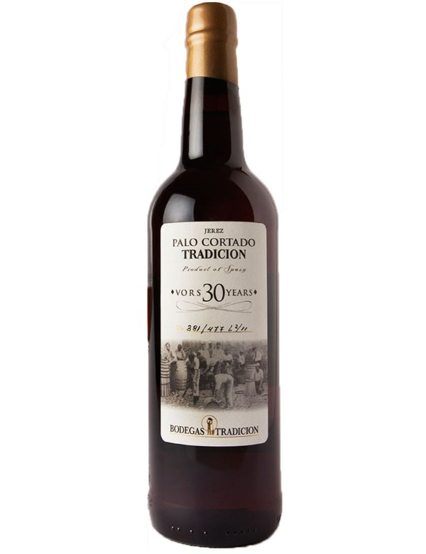 Bodega Tradicion Palo Cortado 30 years Old 75cl