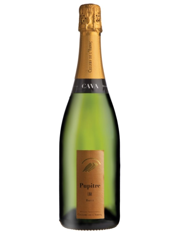 Pupitre Cava brut Gold Label 75 cl